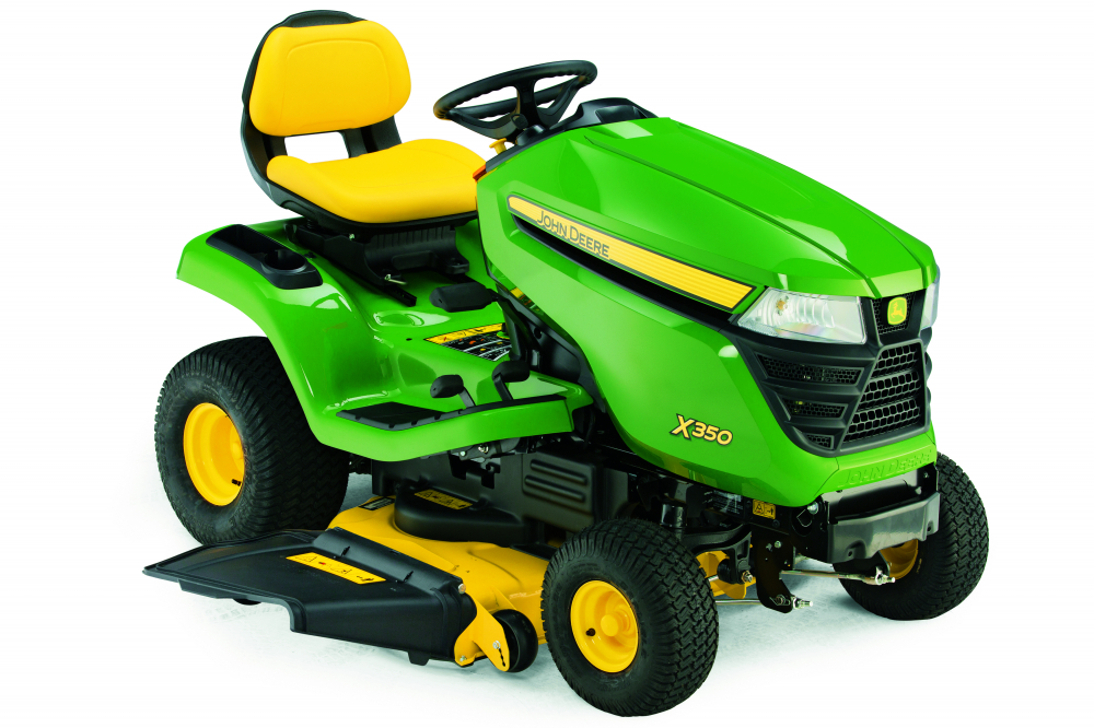 John Deere X350 Lawn Mower