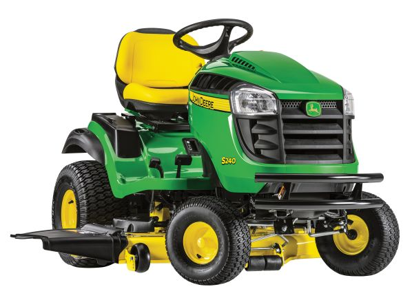 John Deere S240-48 riding lawn mower & tractor - Consumer ...