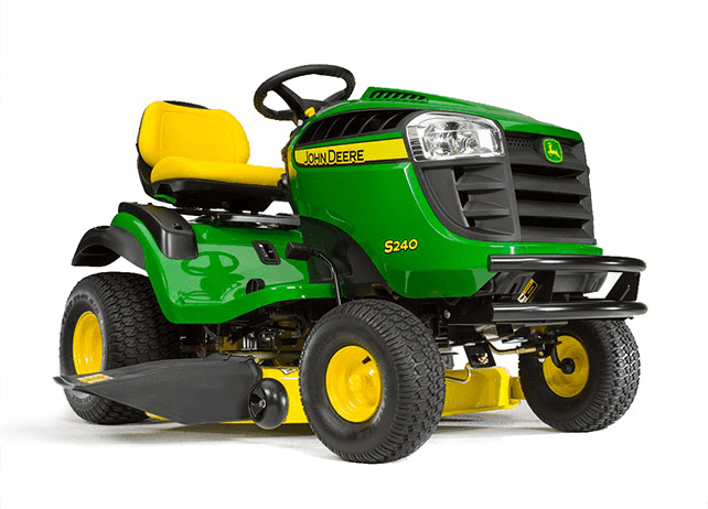 John Deere S240 Sport Lawn Tractors Lawn Mowers for sale ...