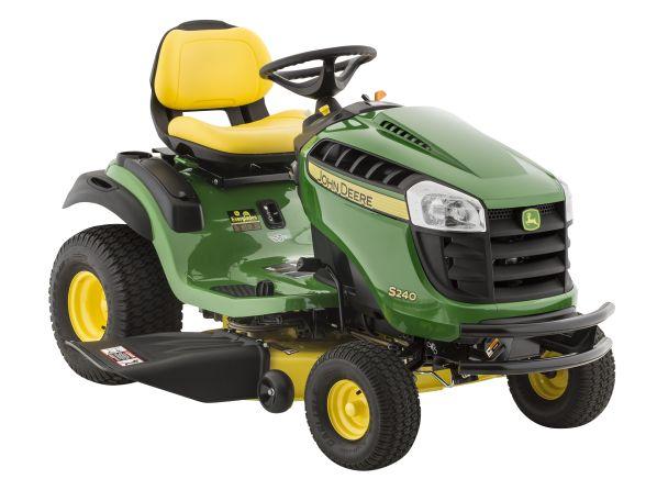 John Deere S240-42 Sport riding lawn mower & tractor ...