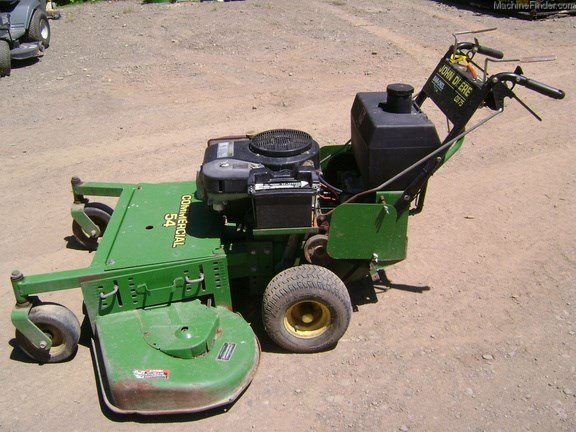 1992 John Deere GS75 Walk-Behind Mower For Sale » LandPro Equipment ...