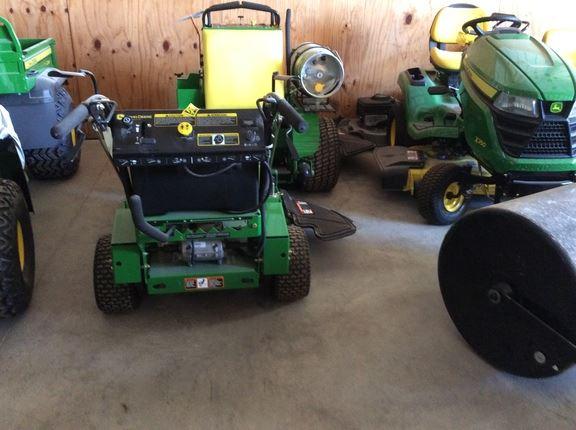 John Deere WG36A - Year: 2012 - Lawn mowers - ID: 0EA3E0BF - Mascus ...