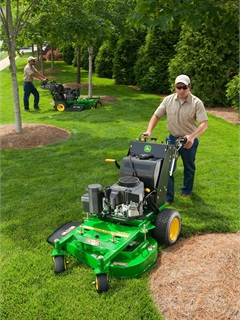 John Deere WHP Series Walk-Behind Mowers | Green Industry Pros