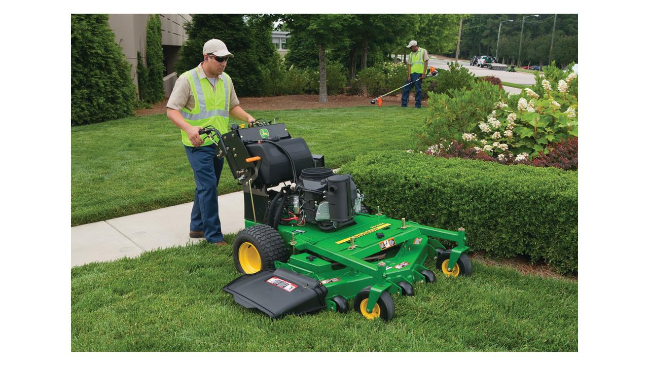 John Deere WHP Series Walk-Behind Mowers | Green Industry Pros