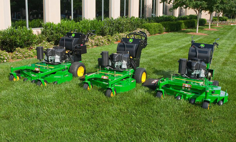 Commercial Mowers Walk Behind Mowers John Deere US