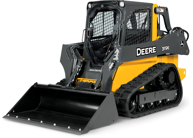 John Deere Compact Track Loaders | E-Series | Holland & Sons