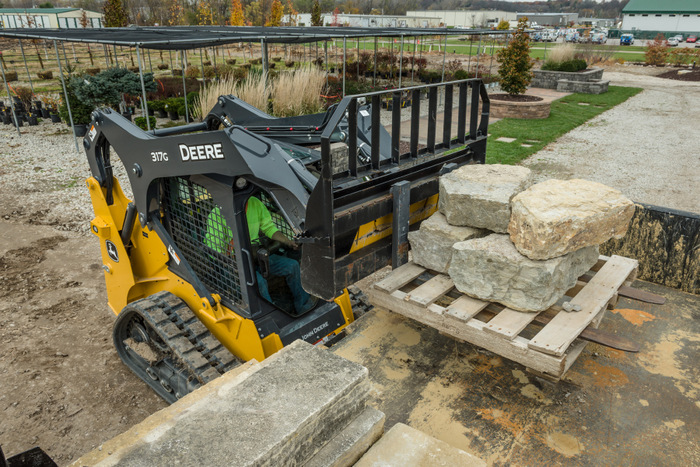 John Deere's new G-Series: Skid steers, track loader driven by ...