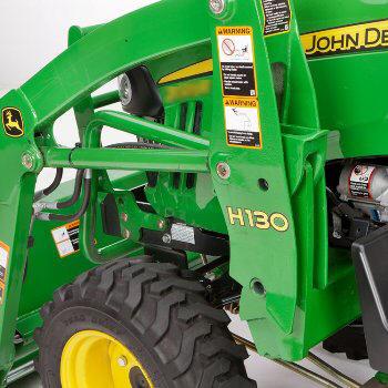 John Deere H130 Loader | Mutton Power Fort Wayne