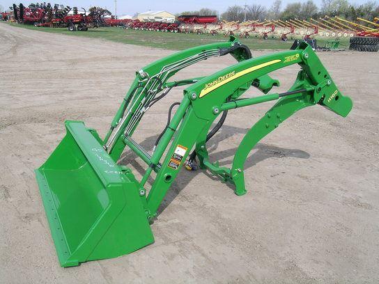 John Deere H160, Preis: 4.958 €, Baujahr: 2015, Gebrauchte Traktoren ...