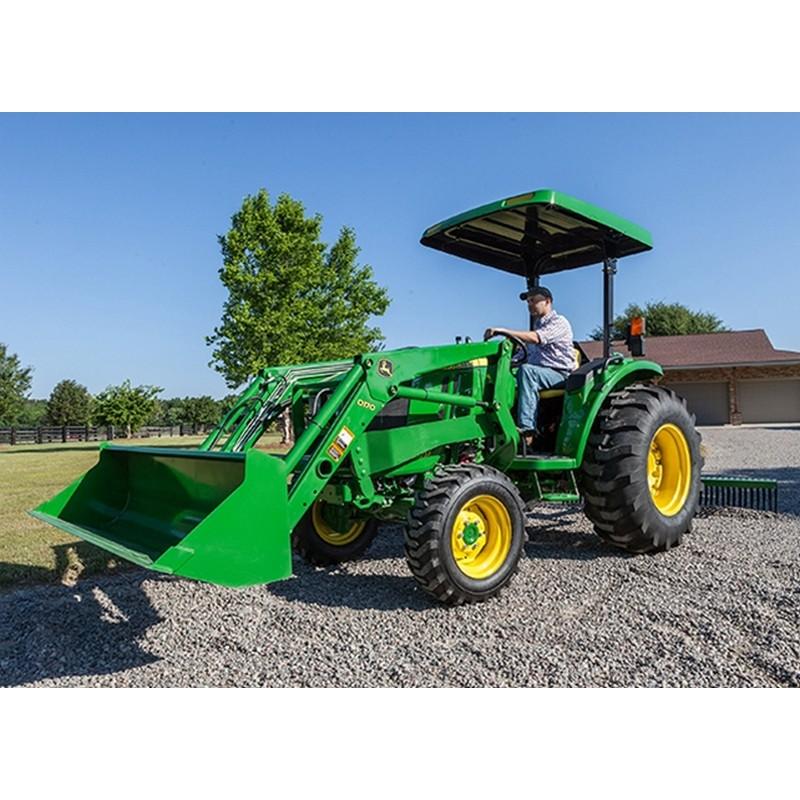 john deere d170 front loader home tractor attachments john deere d170 ...