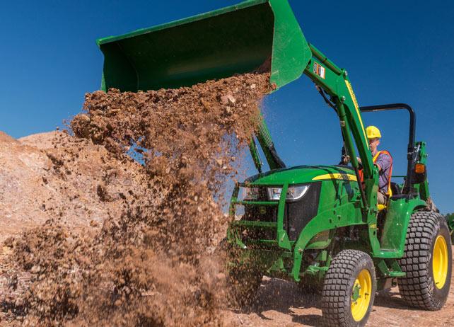 H180 Loader Utility Tractors Attachments JohnDeere.com