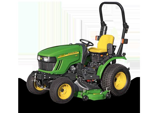 2032R   2 Series   Compact Utility Tractors   John Deere UK & Ireland