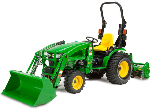 2032R Compact Utility Tractor 2 Family Tractors JohnDeere.com
