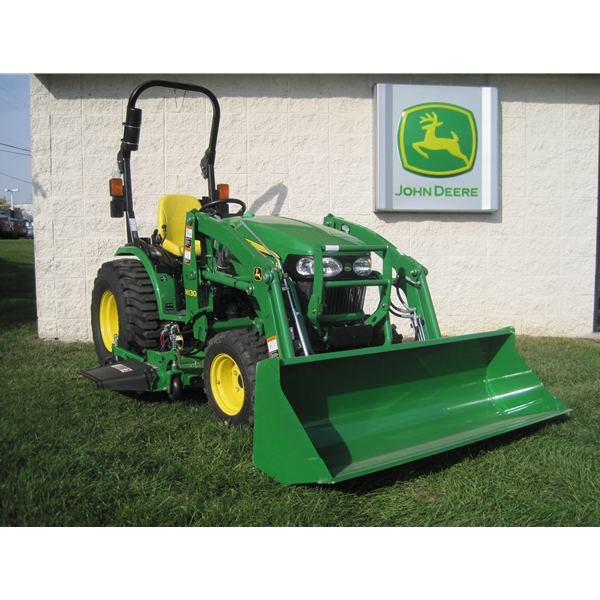 john deere 2032r compact utility tractor home compact utility tractors ...