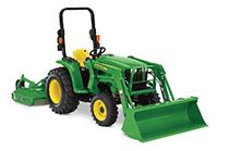 Compact Utility Tractors   3E and 3R Series Tractors   John Deere US