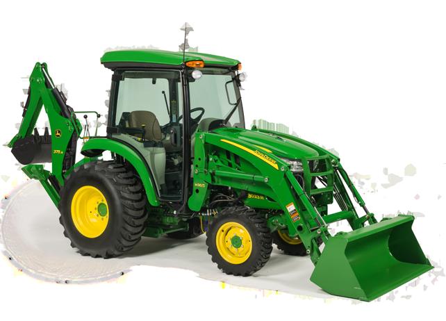 3033R Compact Utility Tractor Compact Tractors Tractors JohnDeere.com