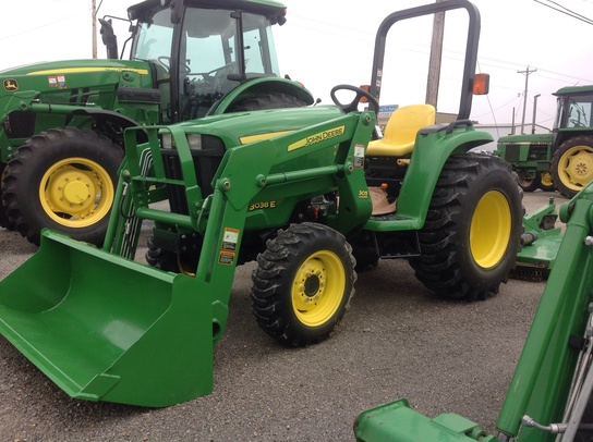 2011 John Deere 3038E - Compact Utility Tractors | Used Agricultural ...