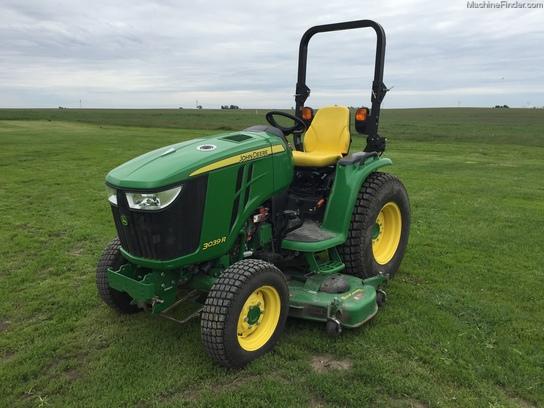 2014 John Deere 3039R - Compact Utility Tractors - John Deere ...