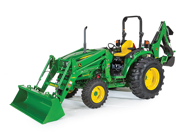 John Deere 4044R Compact Utility Tractor | Green Industry Pros