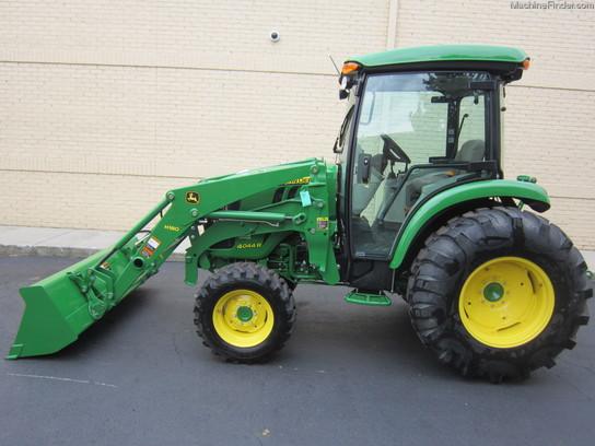 2014 John Deere 4044R - Compact Utility Tractors - John Deere ...