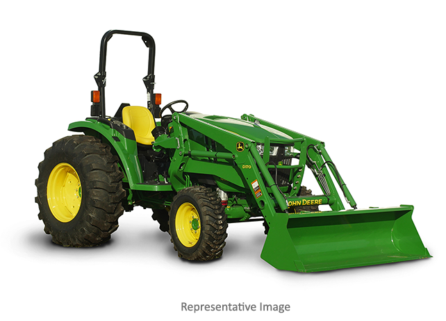 4052M Compact Utility Tractor Compact Utility Tractors Tractors ...