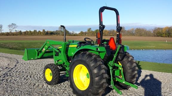 2016 John Deere 4052M - Compact Utility Tractors - Atlanta, IN