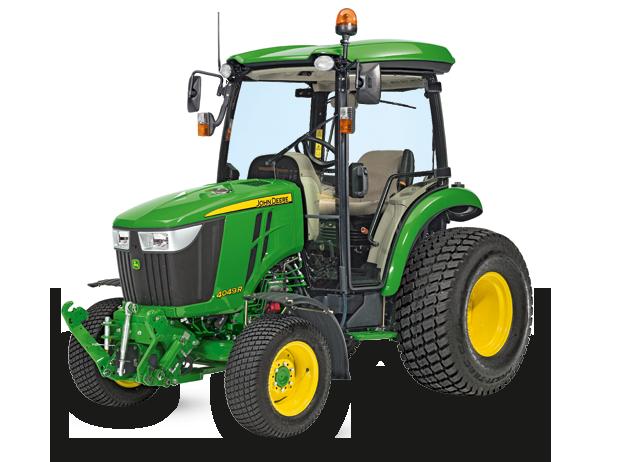 4049R | 4 Series | Compact Utility Tractors | John Deere GB