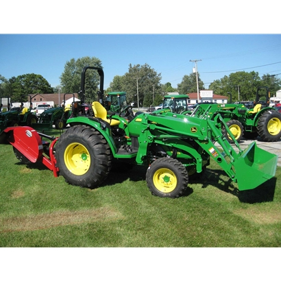 John Deere 4052R Compact Utility Tractor
