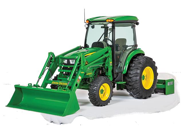 John Deere - 4066R Compact Utility Tractor