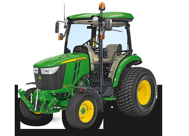 4066R | 4 Series | Compact Utility Tractors | John Deere GB