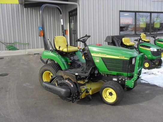 2003 John Deere 2210 Tractors - Compact (1-40hp.) - John Deere ...