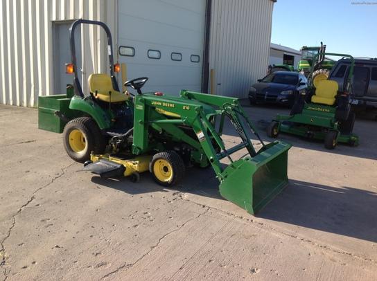 2004 John Deere 2210 Tractors - Compact (1-40hp.) - John Deere ...