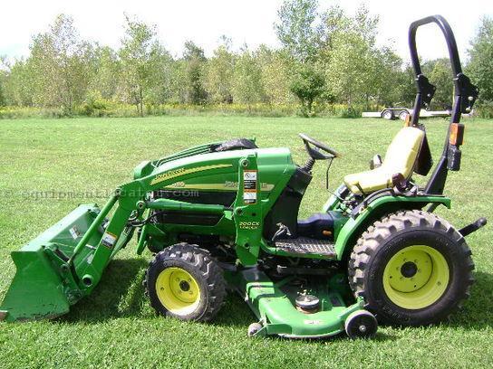 john deere 4110 4wd tractor loader backhoe,Buying 2003 john deere 4110
