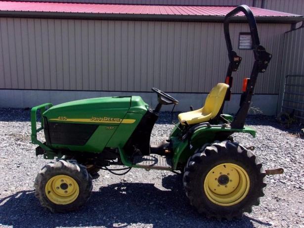Archive: 2004-JOHN-DEERE-4115-Tractor Cape Town • olx.co.za