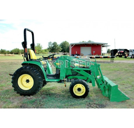 2003 John Deere 4310 for sale - US Farmer