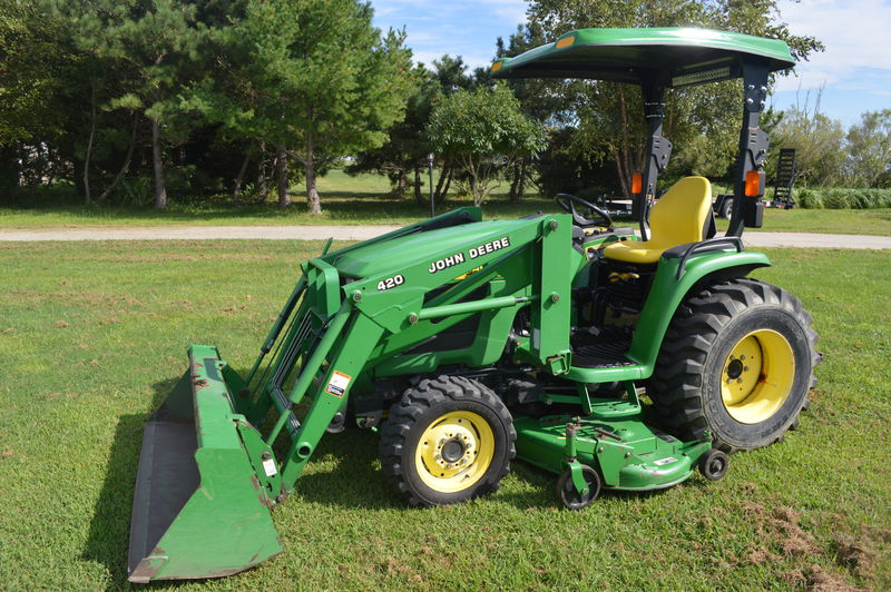 2004 John Deere 4310 Tractors | Anthony Puglisi Gambrills, MD