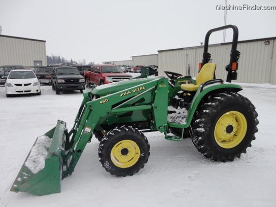 2004 John Deere 4610 Tractors - Compact (1-40hp.) - John Deere ...