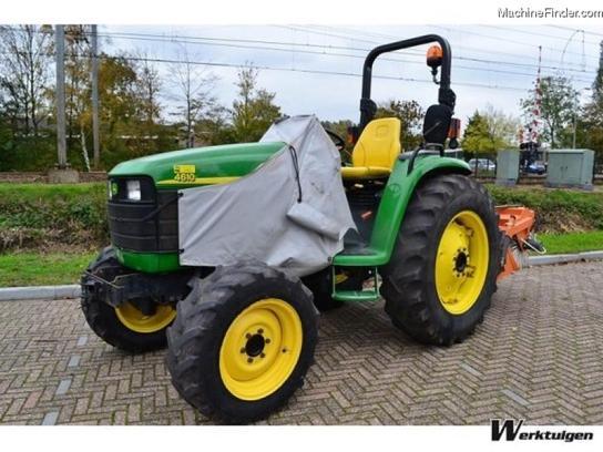 2005 John Deere 4610 Tractors - Compact (1-40hp.) - John Deere ...