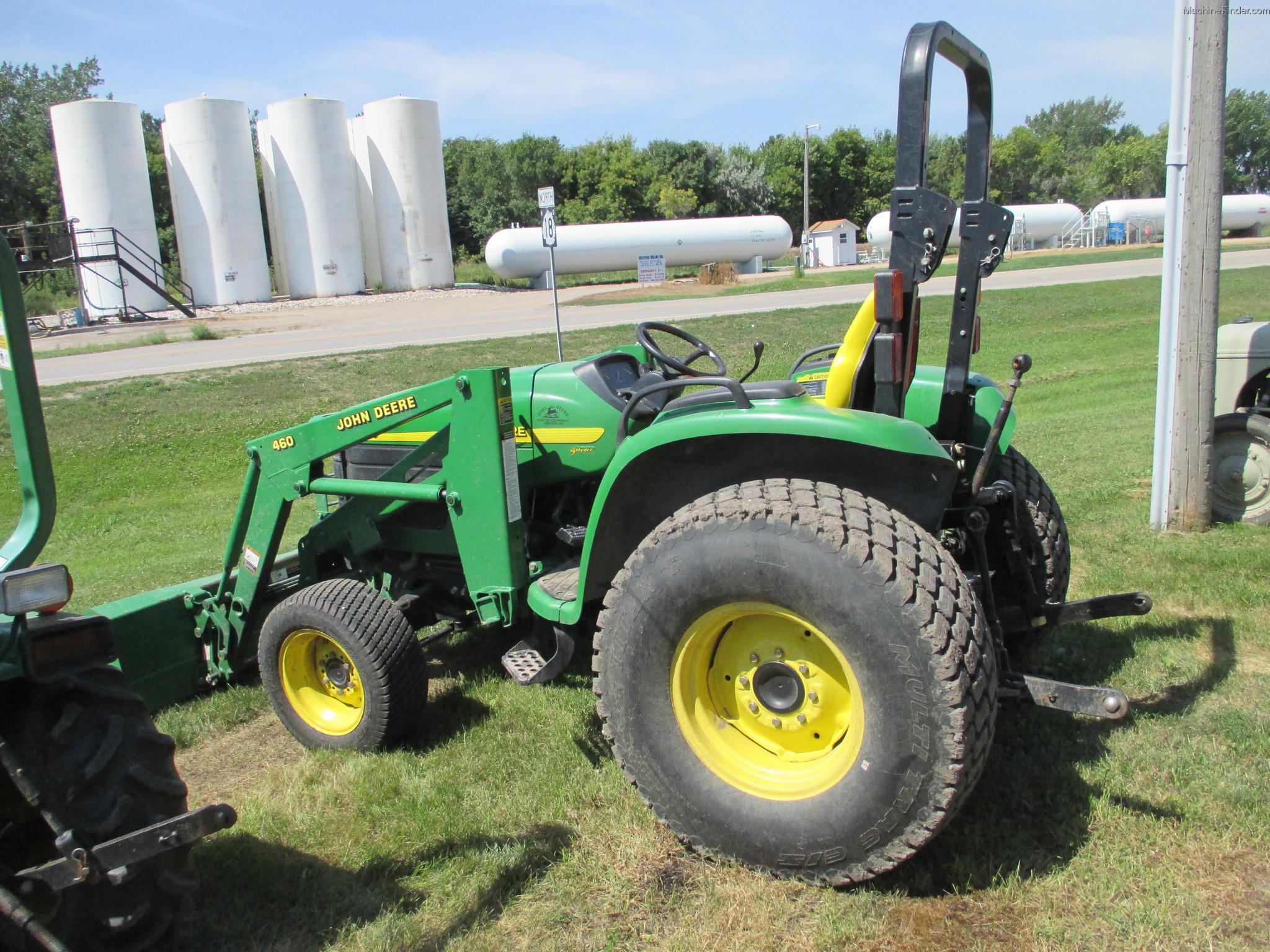 ... Ar Manufacturer John Deere. on john deere 4610 tractor loader