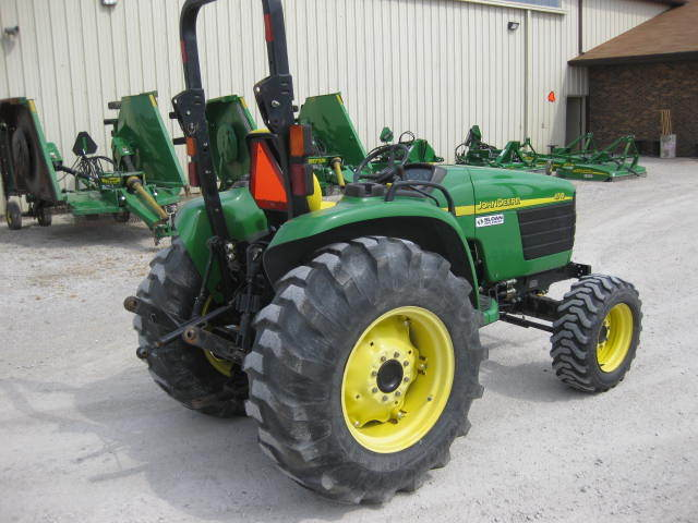 John Deere 4710 Compact Utility Tractors for Sale | [46546]