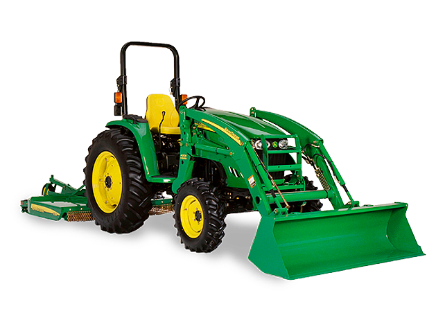 2009 John Deere 4320 - Compact Utility Tractors | Used Agricultural ...