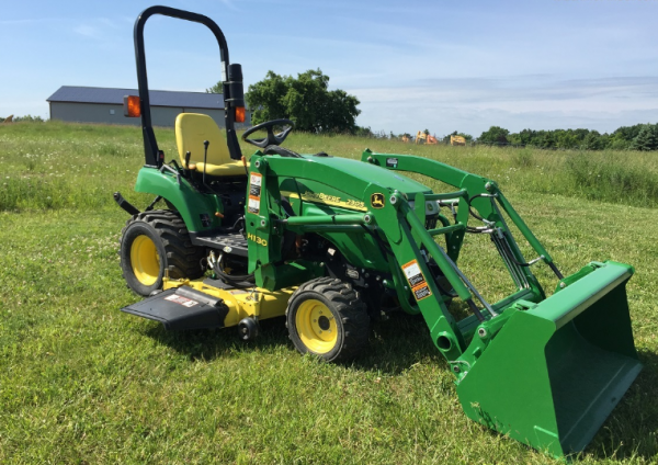 Key Information About the John Deere 2305