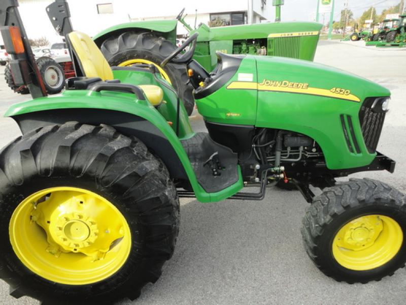 2005 John Deere 4520 - Compact Utility Tractors | Used Agricultural ...