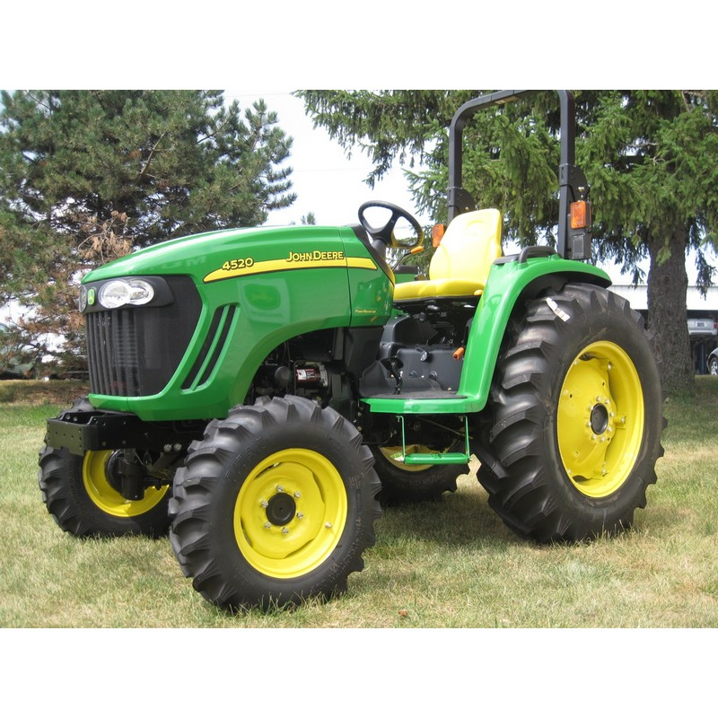 John Deere 4520 Compact Utility Tractor | Mutton Compact Tractor Sales