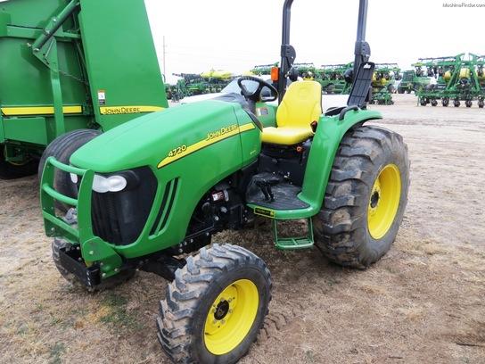 2014 John Deere 4720 Tractors - Compact (1-40hp.) - John Deere ...