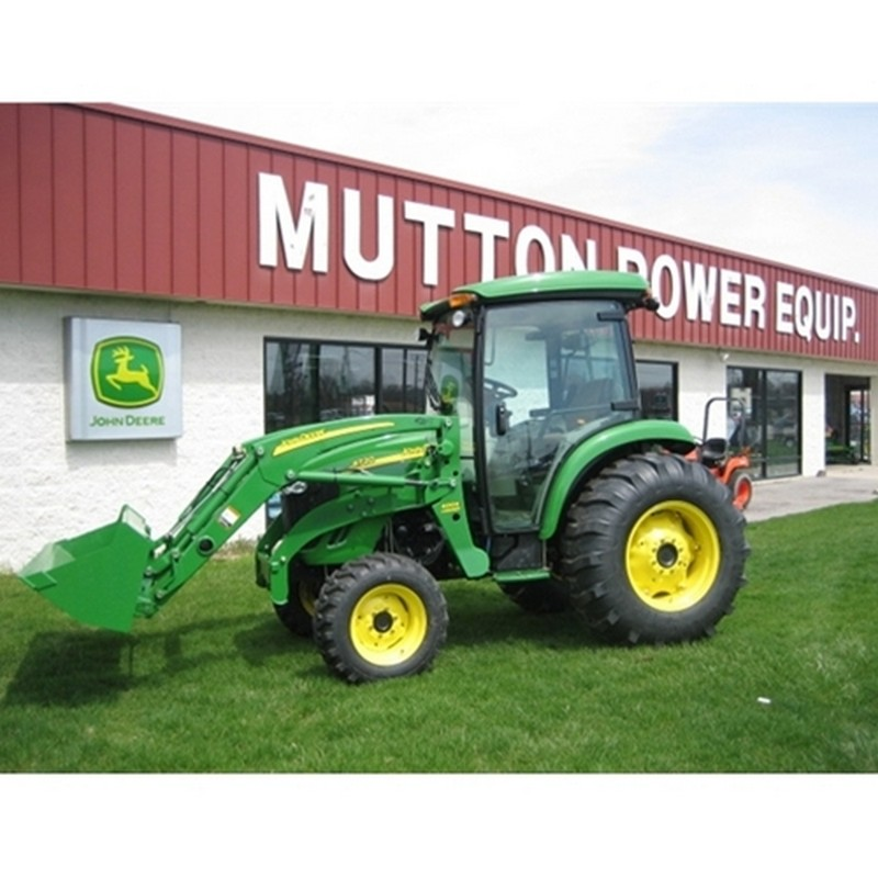 John Deere 4720 Compact Utility Tractor | Mutton Compact Tractor Sales