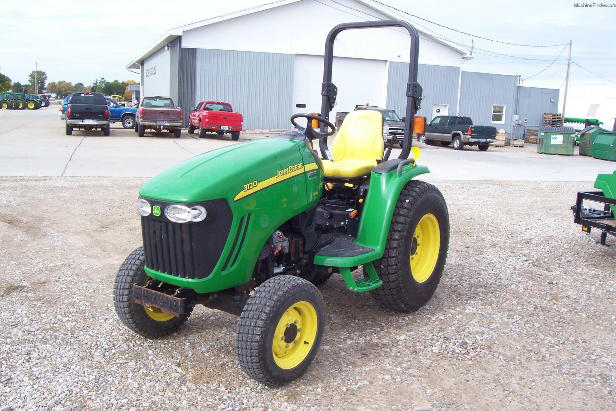 2006 John Deere 3120 Tractors - Compact (1-40hp.) - John Deere ...