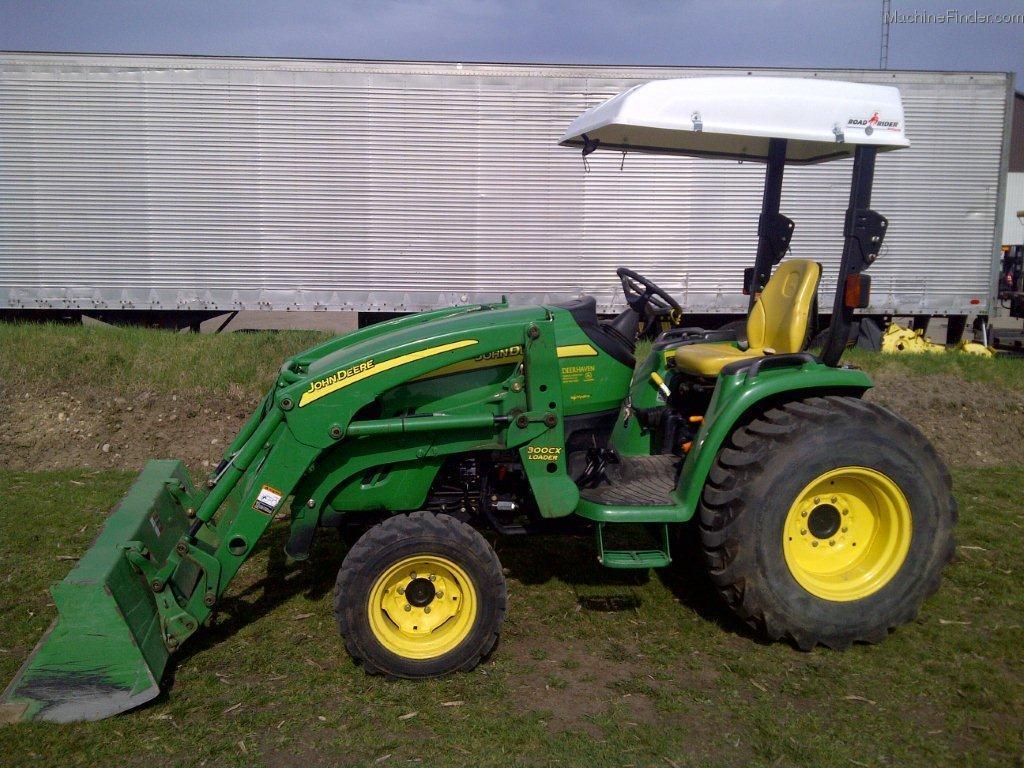 2007 John Deere 3120 Tractors - Compact (1-40hp.) - John Deere ...
