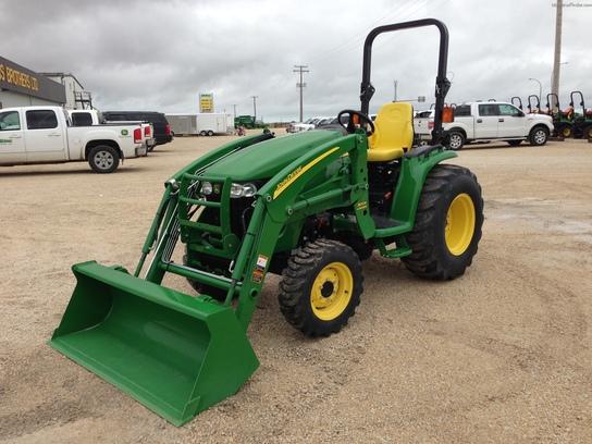 2013 John Deere 3320 - Compact Utility Tractors - John Deere ...