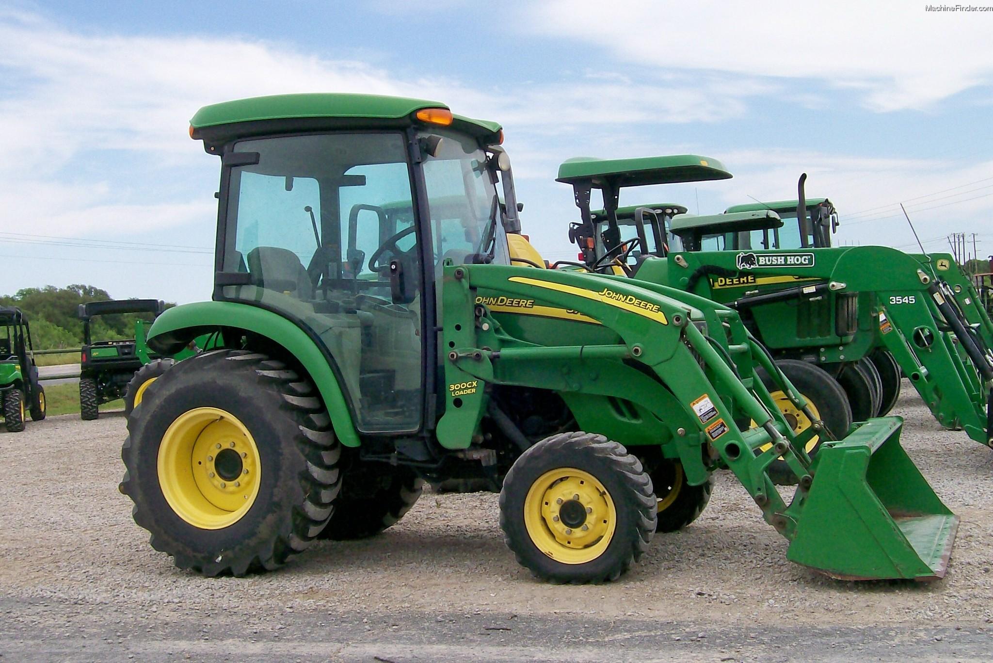 2006 John Deere 3720 Tractors - Compact (1-40hp.) - John Deere ...